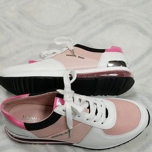 Michael Kors Allie Trainer shoes 8.5 New